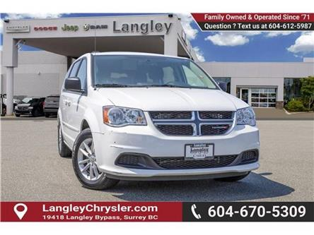 2017 Dodge Grand Caravan CVP/SXT (Stk: J112260A) in Surrey - Image 1 of 21