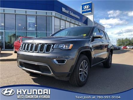 2019 Jeep Grand Cherokee 2BH (Stk: P0972) in Edmonton - Image 1 of 28