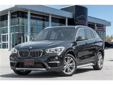 2017 BMW X1 xDrive28i (Stk: 19HMS708) in Mississauga - Image 1 of 21