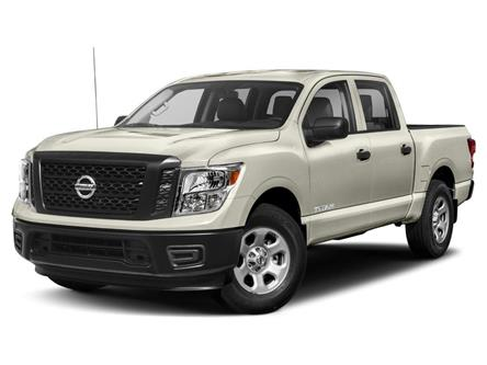 2018 Nissan Titan  (Stk: M18N001) in Maple - Image 1 of 9