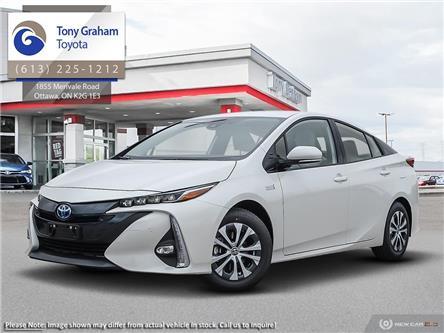 2020 Toyota Prius Prime Upgrade (Stk: 58636) in Ottawa - Image 1 of 23