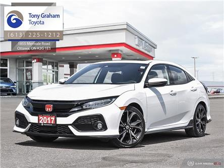 2017 Honda Civic Sport Touring (Stk: E7837A) in Ottawa - Image 1 of 28