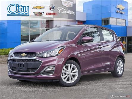 2019 Chevrolet Spark 2LT CVT (Stk: 2917601) in Toronto - Image 1 of 27