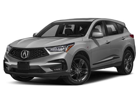 2020 Acura RDX A-Spec (Stk: L802638) in Brampton - Image 1 of 9