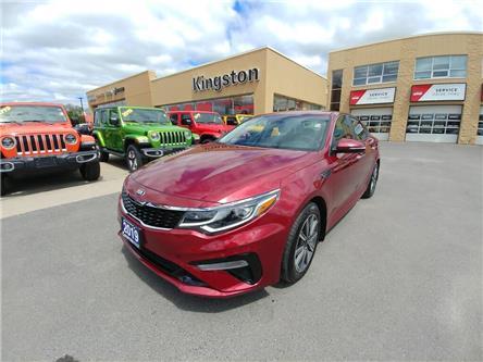 2019 Kia Optima Plus (Stk: 19P027) in Kingston - Image 1 of 22