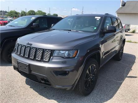 2019 Jeep Grand Cherokee Laredo (Stk: H19167) in Newmarket - Image 1 of 8