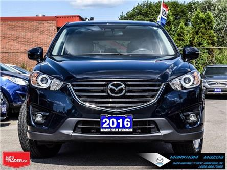 2016 Mazda CX-5 GS (Stk: N190439A) in Markham - Image 2 of 30