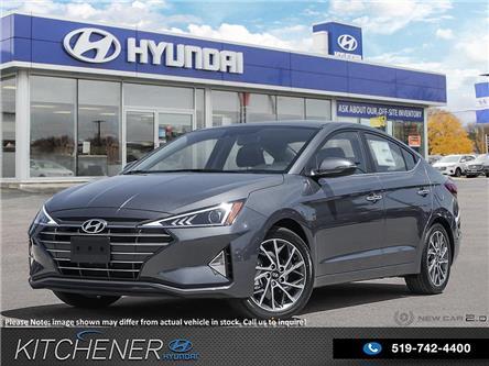 2020 Hyundai Elantra Luxury (Stk: 59033) in Kitchener - Image 1 of 23