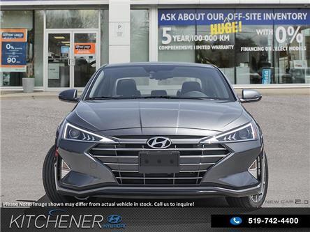 2020 Hyundai Elantra Luxury (Stk: 59033) in Kitchener - Image 2 of 23