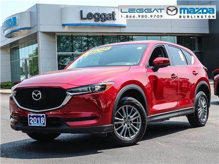 2018 Mazda CX-5 GX (Stk: 1951) in Burlington - Image 1 of 27
