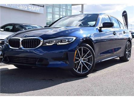 2019 BMW 330i xDrive (Stk: 9J79225) in Brampton - Image 1 of 12