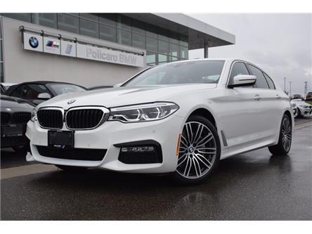 2019 BMW 530i xDrive (Stk: 9910987) in Brampton - Image 1 of 12
