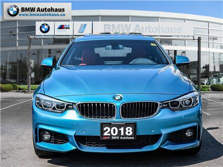 2018 BMW 440i xDrive Gran Coupe  (Stk: P8955) in Thornhill - Image 2 of 33