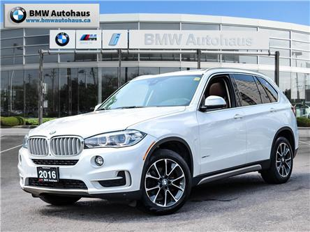 2016 BMW X5 xDrive35d (Stk: P9028) in Thornhill - Image 1 of 31