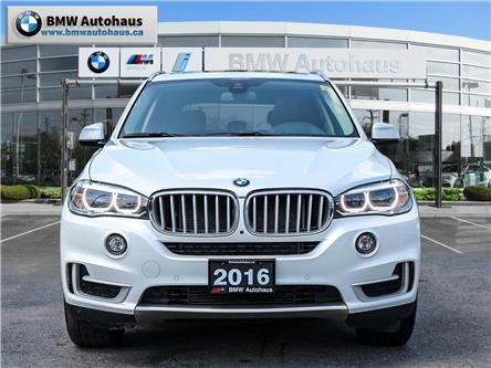 2016 BMW X5 xDrive35d (Stk: P9028) in Thornhill - Image 2 of 31