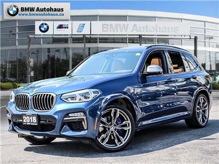 2018 BMW X3 M40i (Stk: P9035) in Thornhill - Image 1 of 32