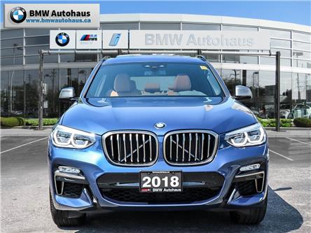 2018 BMW X3 M40i (Stk: P9035) in Thornhill - Image 2 of 32