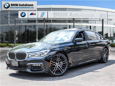 2018 BMW 750 Li xDrive (Stk: P9049) in Thornhill - Image 1 of 37