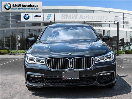 2018 BMW 750 Li xDrive (Stk: P9049) in Thornhill - Image 2 of 37