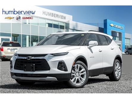2019 Chevrolet Blazer 3.6 True North (Stk: 19BZ018) in Toronto - Image 1 of 21