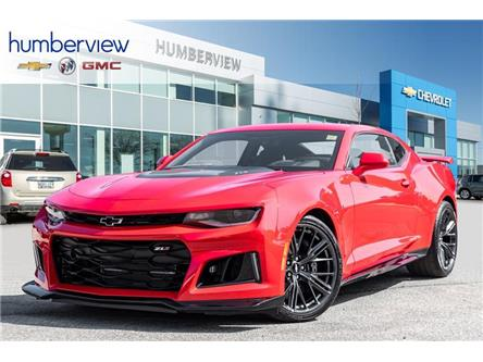2019 Chevrolet Camaro ZL1 (Stk: 19CM014) in Toronto - Image 1 of 21