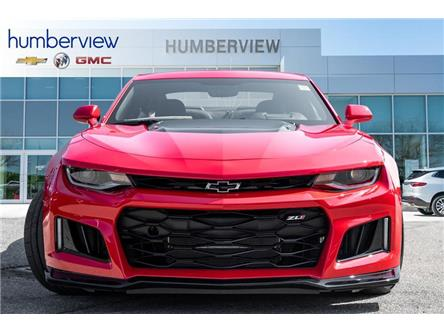 2019 Chevrolet Camaro ZL1 (Stk: 19CM014) in Toronto - Image 2 of 21