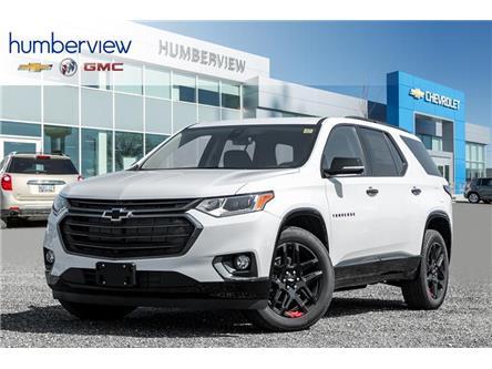 2020 Chevrolet Traverse Premier (Stk: 20TZ002) in Toronto - Image 1 of 21