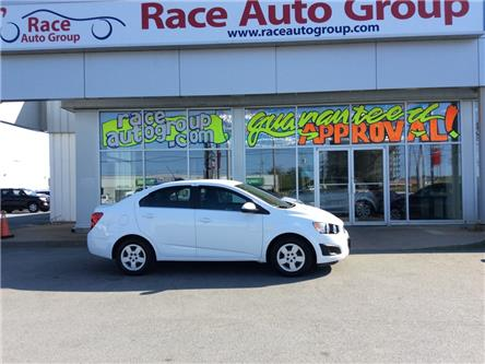 2015 Chevrolet Sonic LT Auto (Stk: 16825) in Dartmouth - Image 1 of 21