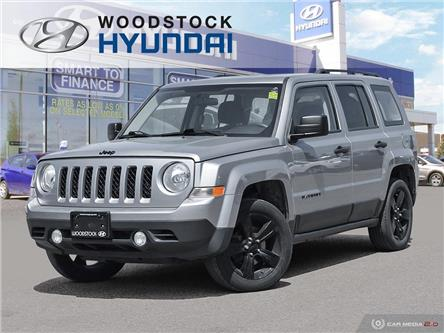 2015 Jeep Patriot Sport/North (Stk: TN19061A) in Woodstock - Image 1 of 26