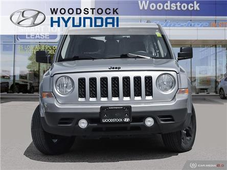 2015 Jeep Patriot Sport/North (Stk: TN19061A) in Woodstock - Image 2 of 26