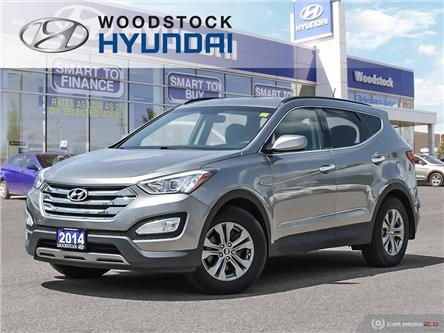 2014 Hyundai Santa Fe Sport 2.4 Base (Stk: P1435) in Woodstock - Image 1 of 27