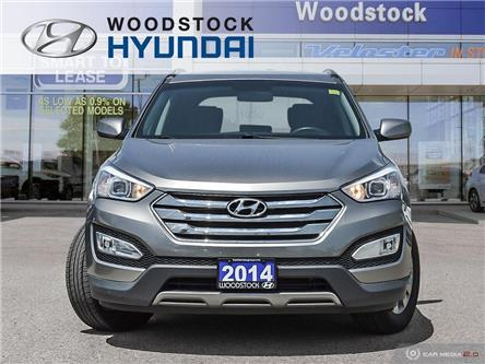 2014 Hyundai Santa Fe Sport 2.4 Base (Stk: P1435) in Woodstock - Image 2 of 27