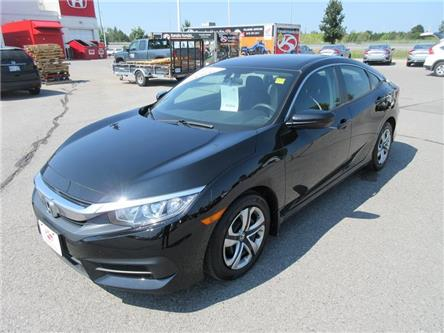 2018 Honda Civic LX (Stk: K14805A) in Ottawa - Image 1 of 18