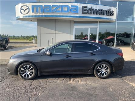 2015 Acura TLX Base (Stk: 21910) in Pembroke - Image 1 of 11