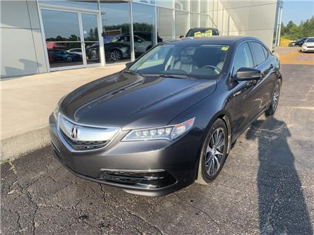 2015 Acura TLX Base (Stk: 21910) in Pembroke - Image 2 of 11