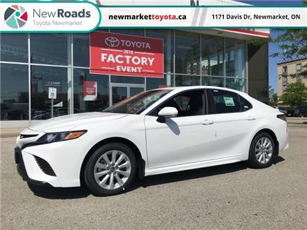 2019 Toyota Camry SE (Stk: 34528) in Newmarket - Image 1 of 17