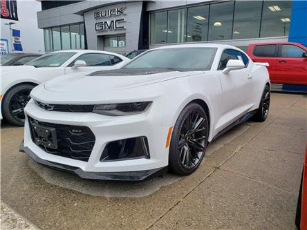 2019 Chevrolet Camaro ZL1 (Stk: 154650) in BRAMPTON - Image 1 of 7