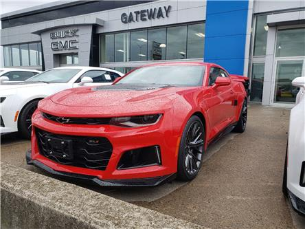 2019 Chevrolet Camaro ZL1 (Stk: 155524) in BRAMPTON - Image 1 of 7