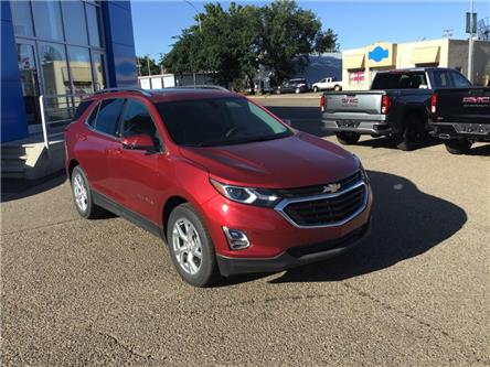 2019 Chevrolet Equinox LT (Stk: 200595) in Brooks - Image 1 of 21