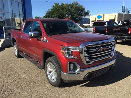 2019 GMC Sierra 1500 SLT (Stk: 207196) in Brooks - Image 1 of 22