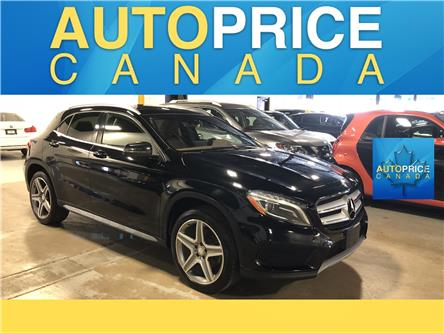 2016 Mercedes-Benz GLA-Class Base (Stk: N0504) in Mississauga - Image 1 of 20