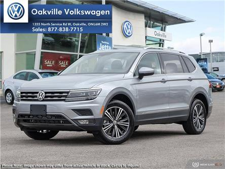 2019 Volkswagen Tiguan Highline (Stk: 21447) in Oakville - Image 1 of 23