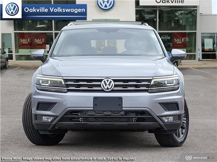 2019 Volkswagen Tiguan Highline (Stk: 21447) in Oakville - Image 2 of 23