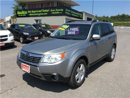 2009 Subaru Forester 2.5 X Limited Package (Stk: 2531) in Kingston - Image 1 of 11