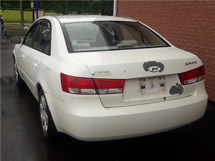 2007 Hyundai Sonata  (Stk: N451AP) in Charlottetown - Image 2 of 6