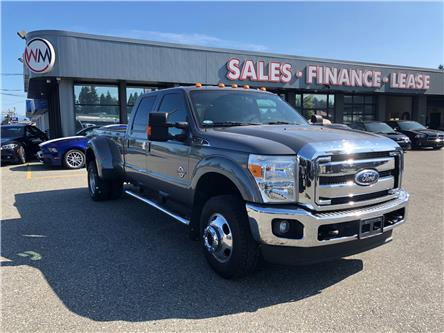 2011 Ford F-350 Lariat (Stk: 11-A14039) in Abbotsford - Image 1 of 16
