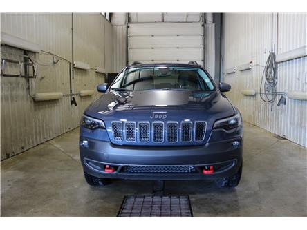 2019 Jeep Cherokee Trailhawk (Stk: KT106) in Rocky Mountain House - Image 2 of 28
