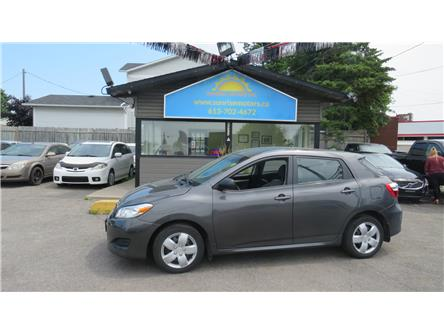 2011 Toyota Matrix Base (Stk: A322) in Ottawa - Image 1 of 13