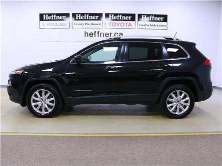 2015 Jeep Cherokee Limited (Stk: 195395) in Kitchener - Image 2 of 31