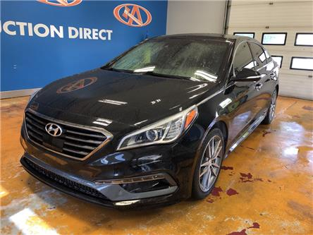 2015 Hyundai Sonata 2.0T Ultimate (Stk: 15-068797) in Lower Sackville - Image 1 of 17